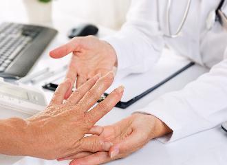 thumbnail of Symptoms and Treatments for Rheumatoid Arthritis