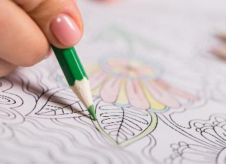 thumbnail of Coloring Pages: Not Just for Kids Anymore