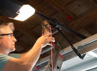 thumbnail of Ten Steps to Fix a Broken Garage Door