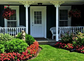 thumbnail of Nine Easy Steps to Increase Your Home's Curb Appeal