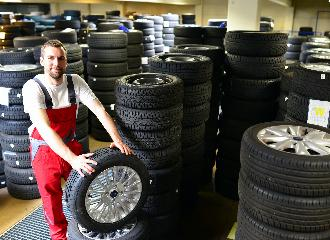 thumbnail of Coupons and Sales Make Tire Shopping Better