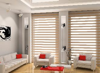 thumbnail of The Right Blinds or Curtains Are the Stylistic Lynch Pin to a Room